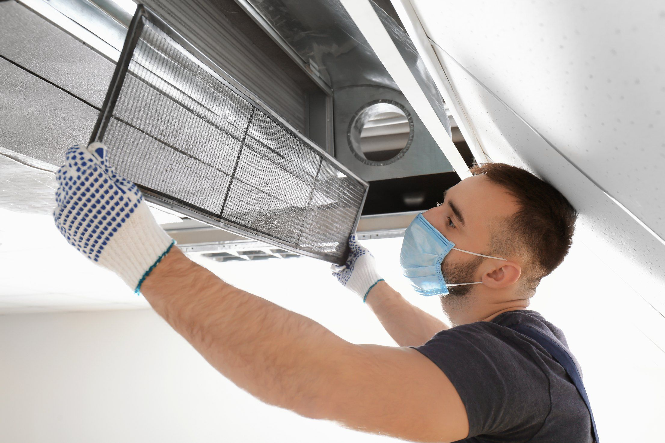 Air Duct Replacement Palo Alto
