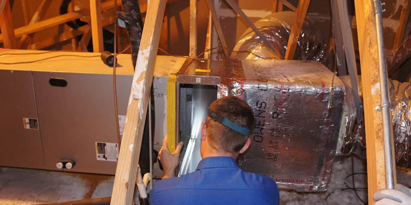 Air Duct Replacement Livermore