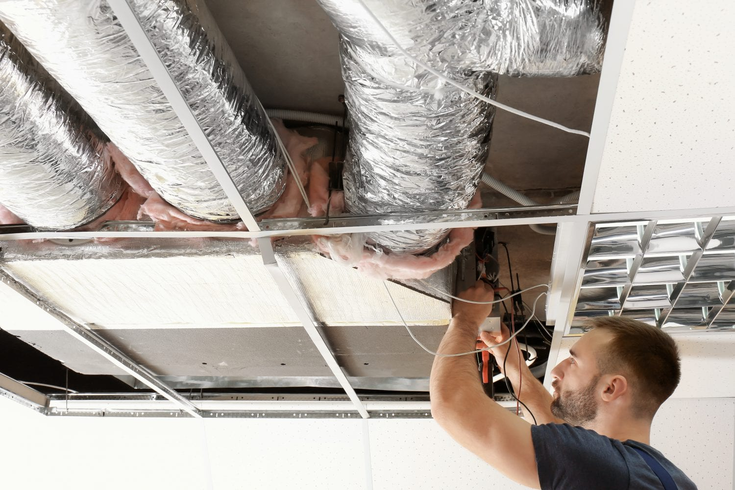 Air Duct Replacement in Mountain View