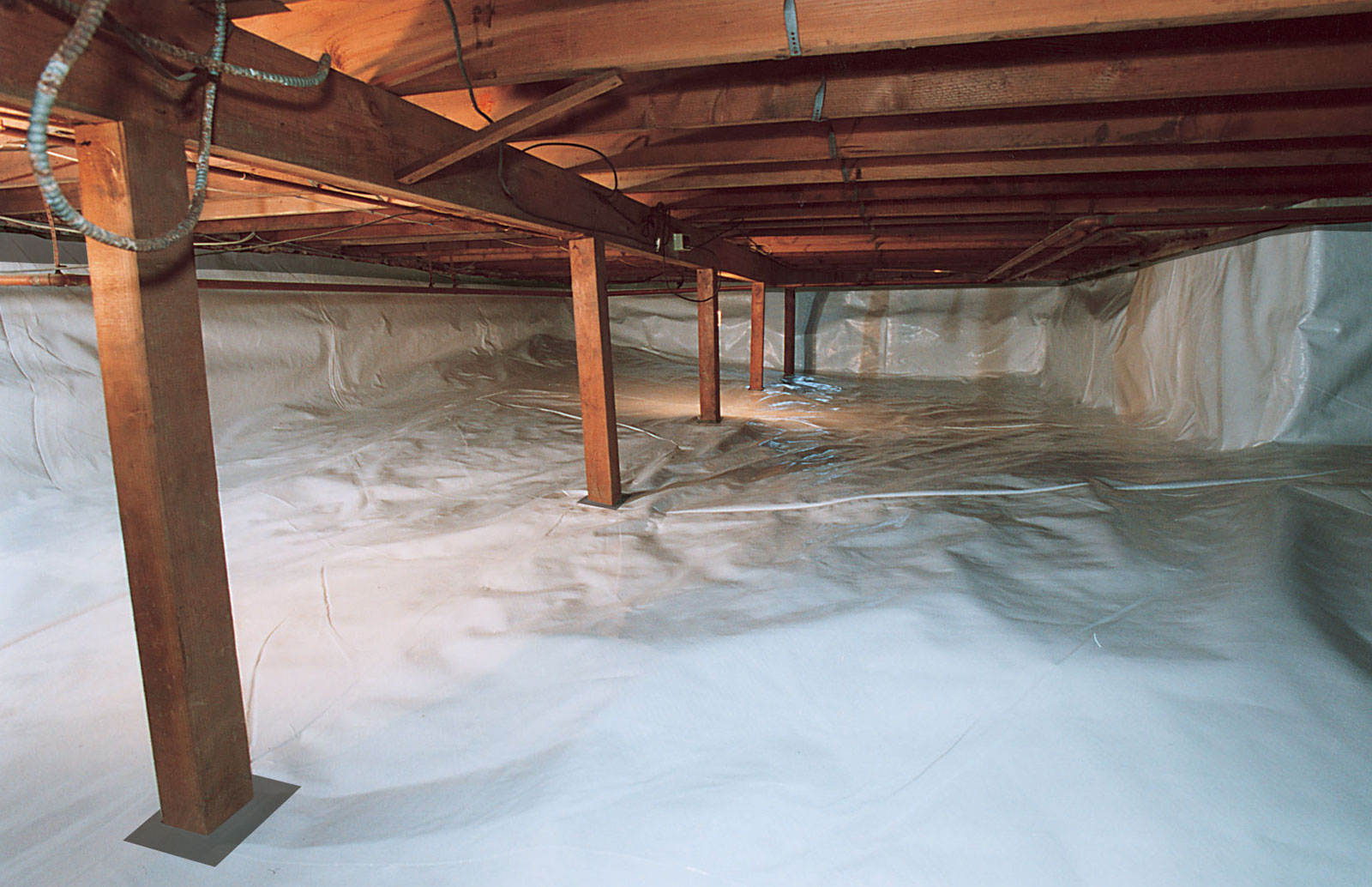 Crawl Space Cleaning Danville