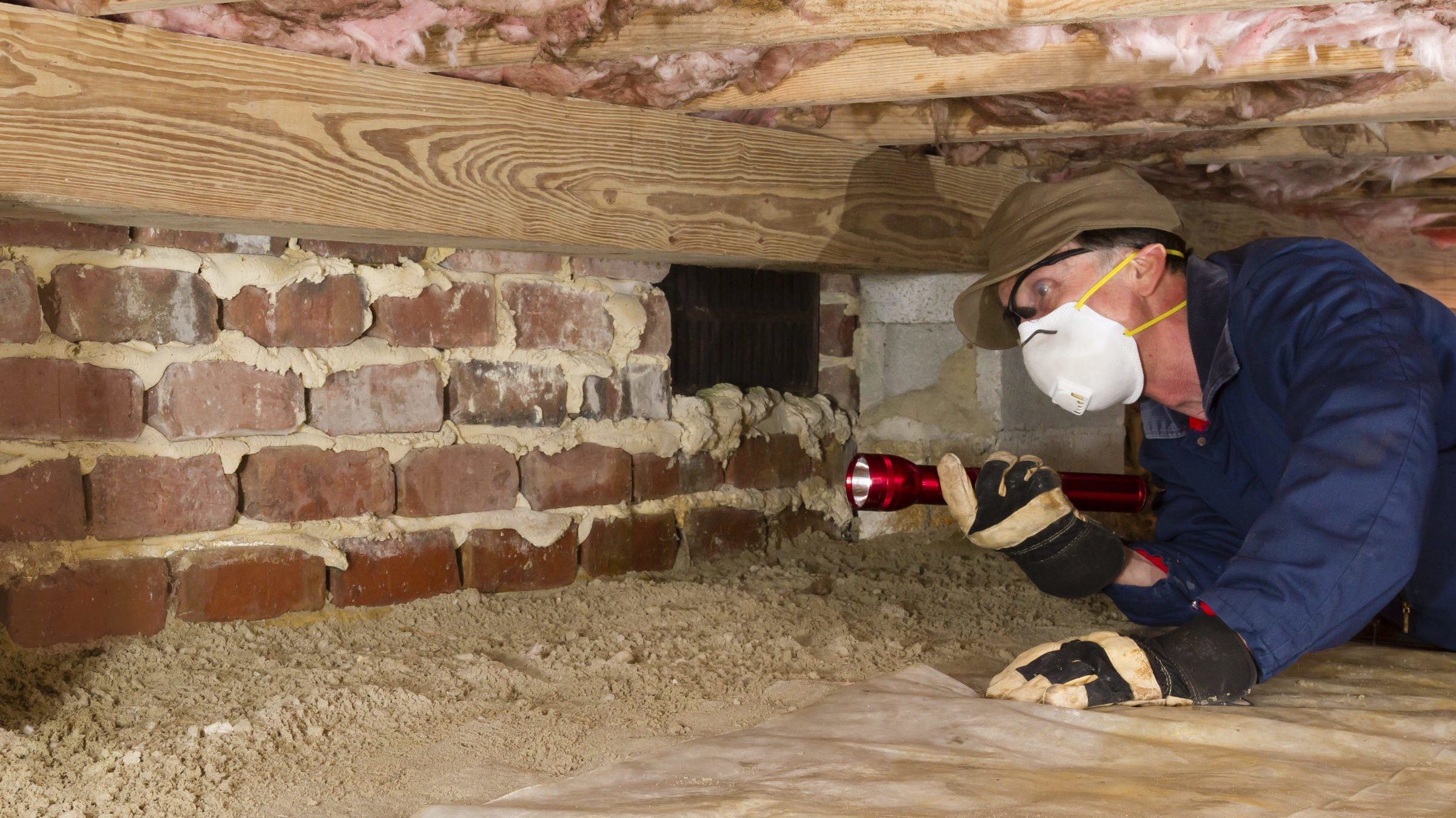 Crawl Space Cleaning Mill Valley