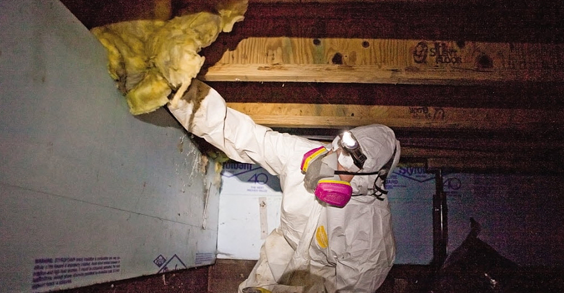 Crawl Space Cleaning Palo Alto