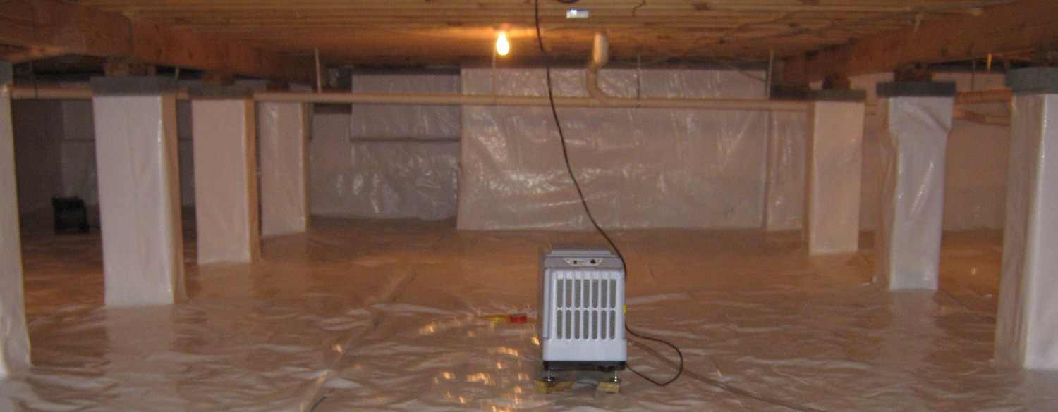Crawl Space Cleaning Saratoga